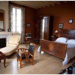 Отель Chateau Franc Pourret Франция, Сент-Эмильон - отзывы, цены и фото номеров - забронировать отель Chateau Franc Pourret онлайн комната для гостей фото 4