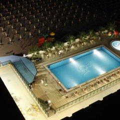 Отель Club Esse Mediterraneo Италия, Монтезильвано - отзывы, цены и фото номеров - забронировать отель Club Esse Mediterraneo онлайн балкон