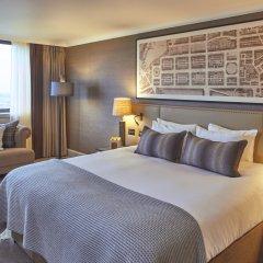 Отель Intercontinental Edinburgh the George 5* Номер Делюкс с двуспальной кроватью фото 2