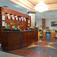 Отель Blue Sky Halong Hotel Вьетнам, Халонг - отзывы, цены и фото номеров - забронировать отель Blue Sky Halong Hotel онлайн интерьер отеля фото 2