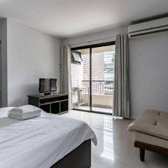 Отель Double Two at Sathorn Таиланд, Бангкок - отзывы, цены и фото номеров - забронировать отель Double Two at Sathorn онлайн комната для гостей фото 4