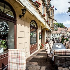 Hotel Dvorak Cesky Krumlov Чешский Крумлов фото 12