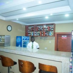 Отель Dannic Hotels Enugu гостиничный бар