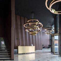 Отель Chopin Apartments Mennica Польша, Варшава - отзывы, цены и фото номеров - забронировать отель Chopin Apartments Mennica онлайн интерьер отеля