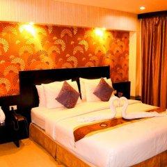 Отель Central Place Hotel Таиланд, Паттайя - 1 отзыв об отеле, цены и фото номеров - забронировать отель Central Place Hotel онлайн комната для гостей фото 3
