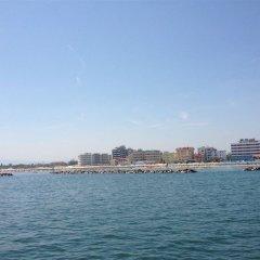 Hotel Sandra Гаттео-а-Маре пляж