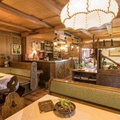 Hotel Alpenland Горнолыжный курорт Ортлер гостиничный бар