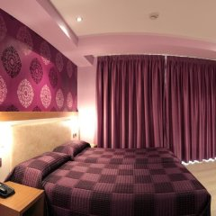Отель Montedobra Испания, Торрелавега - отзывы, цены и фото номеров - забронировать отель Montedobra онлайн комната для гостей фото 2