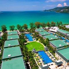 Отель Graceland Resort And Spa Пхукет спортивное сооружение