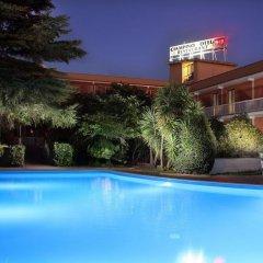 Отель Ciampino Италия, Чампино - 6 отзывов об отеле, цены и фото номеров - забронировать отель Ciampino онлайн бассейн фото 3