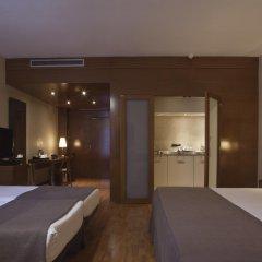 Отель Aparthotel Mariano Cubi Barcelona 4* Апартаменты с различными типами кроватей фото 3
