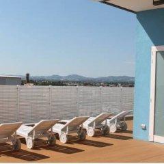 Отель Bagli - Cristina Италия, Римини - отзывы, цены и фото номеров - забронировать отель Bagli - Cristina онлайн балкон