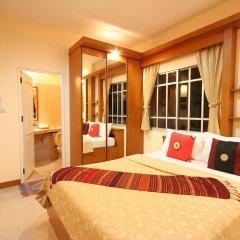 Отель Budsaba Resort & Spa комната для гостей фото 3