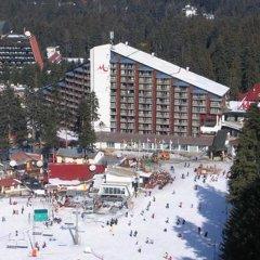 Отель Rila Hotel Borovets Болгария, Боровец - 2 отзыва об отеле, цены и фото номеров - забронировать отель Rila Hotel Borovets онлайн городской автобус