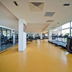 Отель Ramada Resort Bodrum фитнесс-зал фото 4