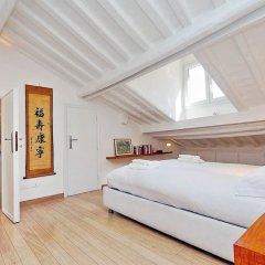 Отель Pantheon Charming Attic Италия, Рим - отзывы, цены и фото номеров - забронировать отель Pantheon Charming Attic онлайн комната для гостей фото 2
