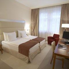 Отель Design Merrion Прага комната для гостей фото 4