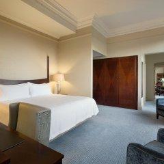 Отель Waldorf Astoria Edinburgh - The Caledonian комната для гостей