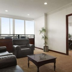 Отель Ramada Beach Аджман комната для гостей фото 3
