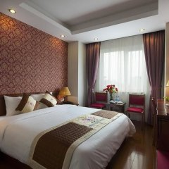 Chains First Eden Hotel комната для гостей
