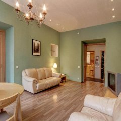 Апартаменты Stn Apartments on Griboedov Canal Санкт-Петербург комната для гостей фото 5