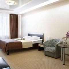 Гостиница Белый Город в Белгороде - забронировать гостиницу Белый Город, цены и фото номеров Белгород комната для гостей фото 2