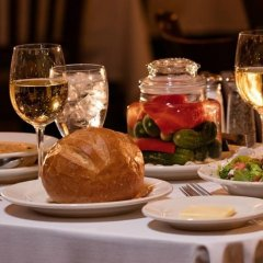Отель Omni Berkshire Place США, Нью-Йорк - отзывы, цены и фото номеров - забронировать отель Omni Berkshire Place онлайн питание фото 2