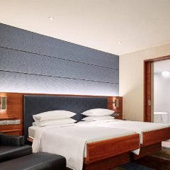 Отель Grand Hyatt Singapore Сингапур, Сингапур - 1 отзыв об отеле, цены и фото номеров - забронировать отель Grand Hyatt Singapore онлайн комната для гостей фото 4