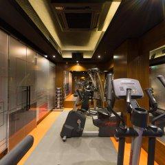 Отель Favori фитнесс-зал