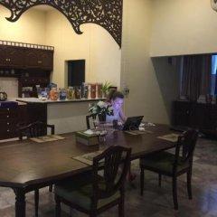 Отель Mangosteen Bangkok Sukhumvit Бангкок питание
