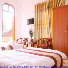 Sapa Sunflower Hotel удобства в номере
