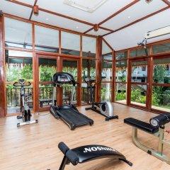 Отель Marina Express - Fisherman - Aonang фитнесс-зал