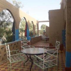 Отель Auberge Ocean des Dunes Марокко, Мерзуга - отзывы, цены и фото номеров - забронировать отель Auberge Ocean des Dunes онлайн балкон