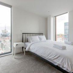 Апартаменты Modern 2 Bedroom Apartment in Northern Quarter комната для гостей фото 2