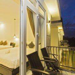 Отель Hoi An Sunny Pool Villa балкон