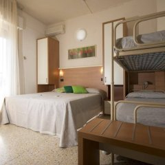 Отель veliero Италия, Римини - отзывы, цены и фото номеров - забронировать отель veliero онлайн комната для гостей фото 5