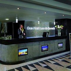 Sercotel Gran Hotel Luna de Granada интерьер отеля фото 3