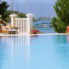 Ece Saray Marina & Resort - Special Class Турция, Фетхие - отзывы, цены и фото номеров - забронировать отель Ece Saray Marina & Resort - Special Class онлайн бассейн фото 2