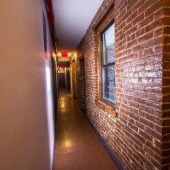Отель Broadway Hotel & Hostel США, Нью-Йорк - отзывы, цены и фото номеров - забронировать отель Broadway Hotel & Hostel онлайн интерьер отеля фото 3