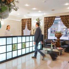 Отель Hôtel du Helder Франция, Лион - 1 отзыв об отеле, цены и фото номеров - забронировать отель Hôtel du Helder онлайн интерьер отеля фото 2
