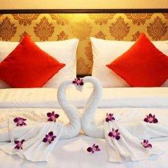 Отель Krabi City View Hotel Таиланд, Краби - отзывы, цены и фото номеров - забронировать отель Krabi City View Hotel онлайн комната для гостей фото 4