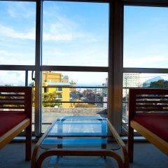 Отель ONIYAMA Беппу балкон