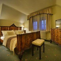 Отель U Tri Pstrosu Прага комната для гостей фото 2