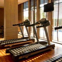 Отель At Mind Serviced Residence Pattaya фитнесс-зал фото 2