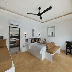 Отель Aditaya Pool Beach Villas Самуи комната для гостей фото 4