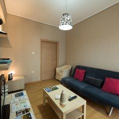Апартаменты Luxury Cozy Apartment near Acropolis комната для гостей фото 5