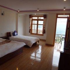 Отель Sapa Mountain City Hotel Вьетнам, Шапа - отзывы, цены и фото номеров - забронировать отель Sapa Mountain City Hotel онлайн комната для гостей фото 5