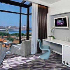 Boutique Hotel Luxe комната для гостей