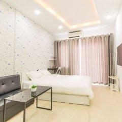 Отель Qhome Saigon - Vo Van Tan комната для гостей