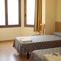 Отель Hostal Abrevadero комната для гостей